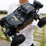 1:12 4WD RC Car Updated Version 2.4G Radio Control RC Car