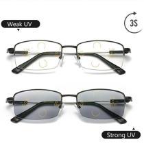 Anti-Blue Ray Progressive Multi-Focus Glasses