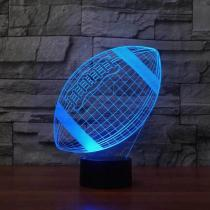 SPORT STYLE 3D ILLUSION LAMP