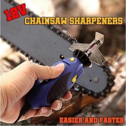 Mini Chainsaw Sharpener