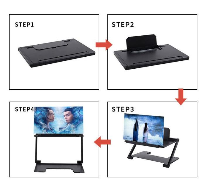 2021 New Mobile Phone Screen Amplifier