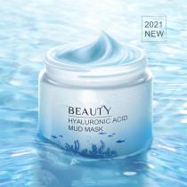 Deep Cleansing Hyaluronic Acid Mud Mask