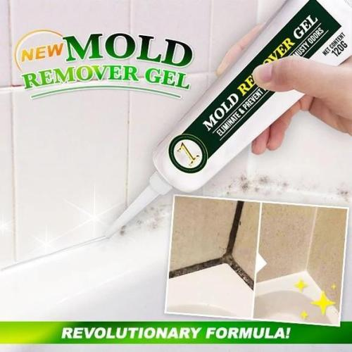 New Mold Remover Gel