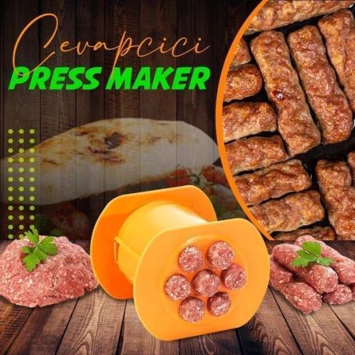 Cevapcici Press Maker