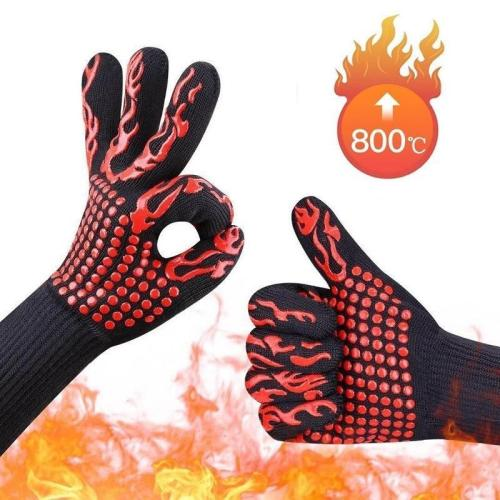 Flame Retardant Fireproof Gloves(1 Pair)