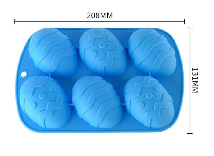 EASTER EGGS SILICONE MOLD