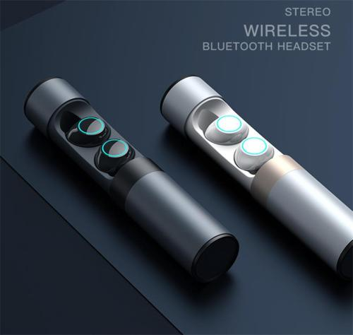 2021 New Space Capsule Bluetooth Earphone