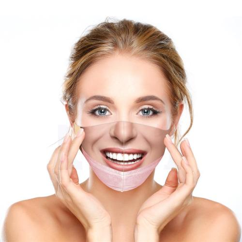 Bandit Prank Face Mask,👻Washable,🥰Ultra Soft