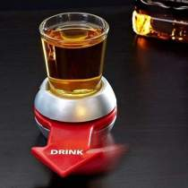 Spin the Shot Drinking Game Turner