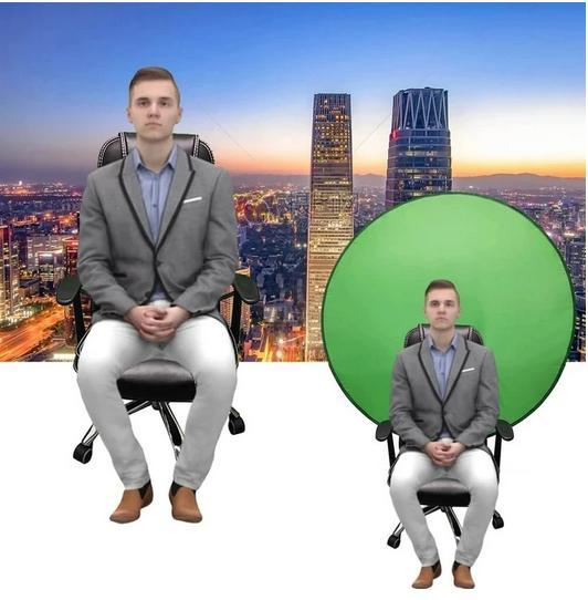 2021 Portable Green Screen Background