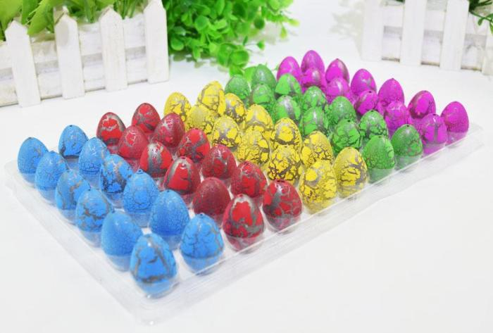 🔥Easter Hot Sale🔥Easter Magic Hatching Growing Dinosaur Eggs