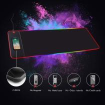 RGB Wireless 10w/15w Charging Oversized Mouse Pad