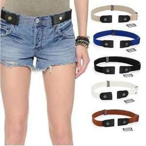 Buckle Free Adjustable Belt