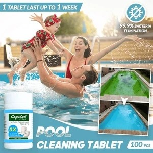 Pool Cleaning Tablet (100 Tablets)