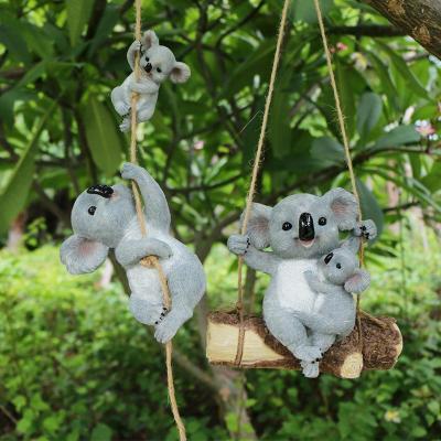 Koala resin ornaments