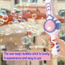 🌈Hot Sale🌈Elastic Smog Bubble Machine