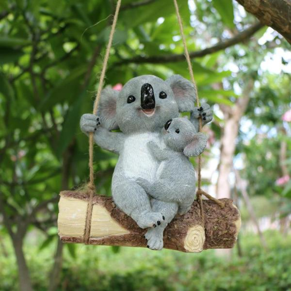 Koala resin ornaments