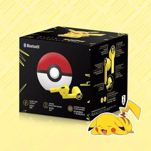 2021 Hot sale Pokémon Bluetooth headset