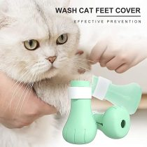 Pet grooming bath shoes