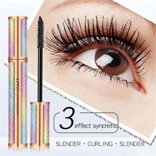 4D Silk Fiber Thick Lengthening Mascara