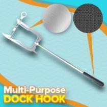 Multi Purpose Dock Hook