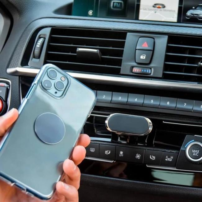 New 360º Rotating Magnetic Phone Holder