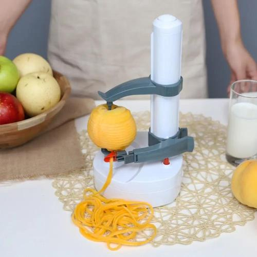 Electric Fruit and Potato Peeler - Ideal Kitchen Gift