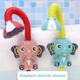 Cool Baby Cute Elephant Sprinkler Bath Toy