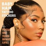 Baby Hair Tattoo Stickers