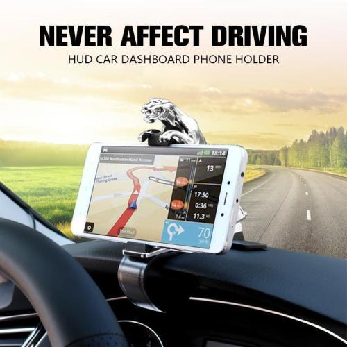 Jaguar Car Dashboard Holder