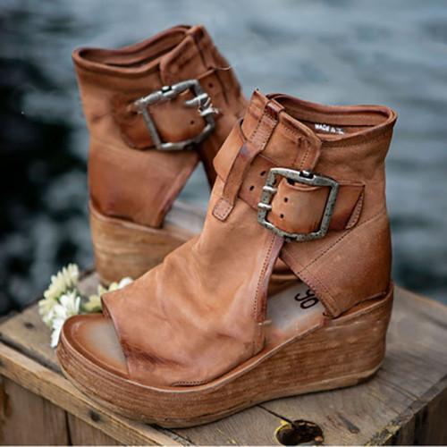 🌟🌟Women's Orthopedic Buckle Sandals