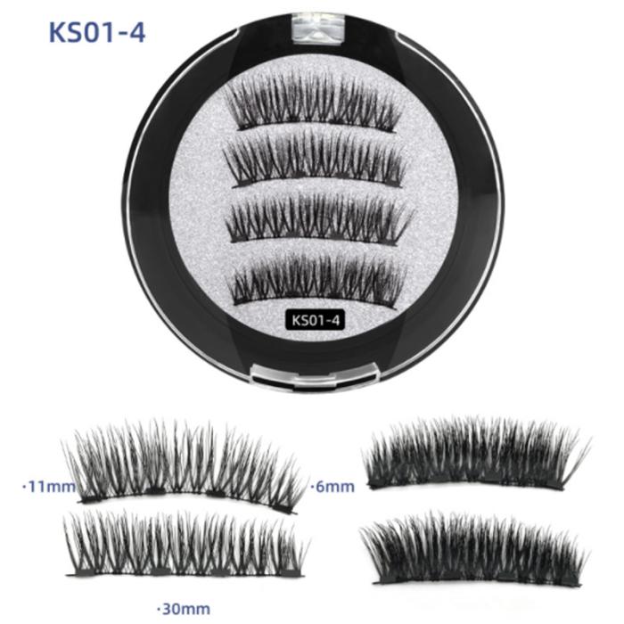 Hot Sell 8d Quantum Magnetic Eyelashes Set