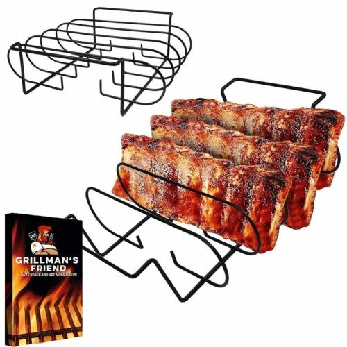 Non-Stick BBQ Rib Rack