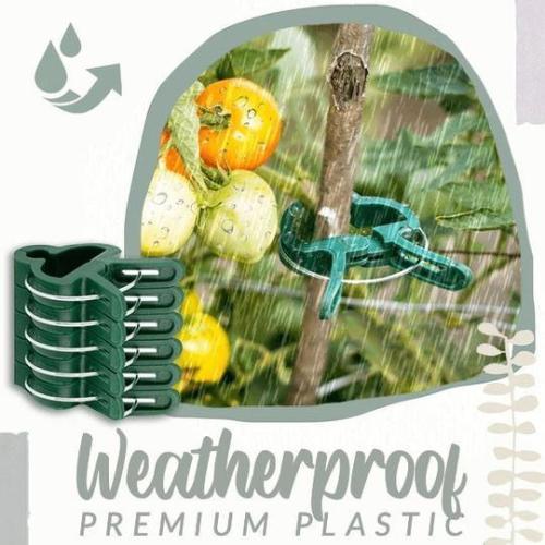 Multi-purpose Weatherproof Garden Clips