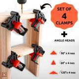 Angle Clamp(4 Pcs/Set)