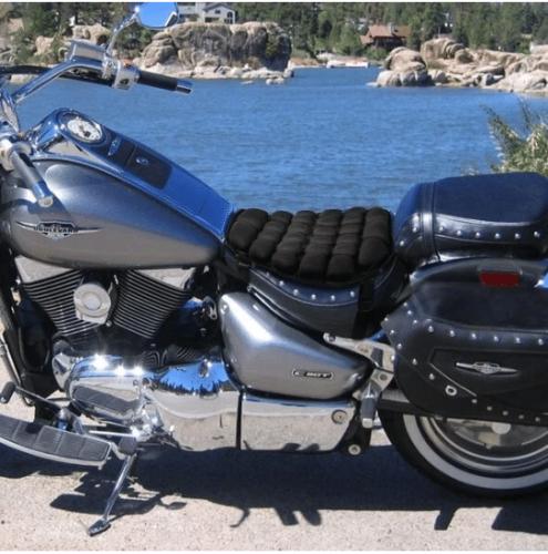 Air Motorcycle Seat Cushion