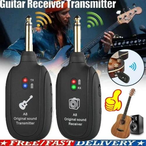 Guitar Wireless System