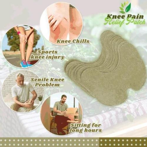 Knee Pain Relief Patch