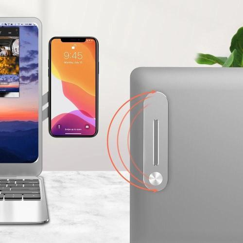 Laptop Side Mount Phone Holder