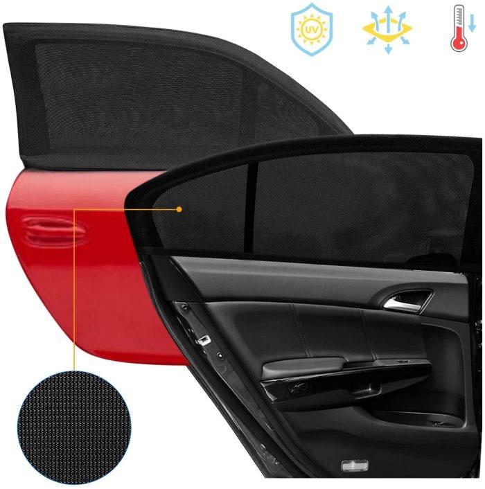 Car SunShade Auto UV Protector(2 pcs)