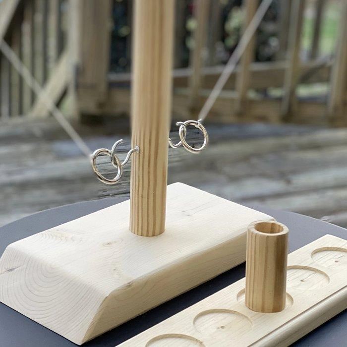 Ring Toss With Shot Ladder Bundle Game