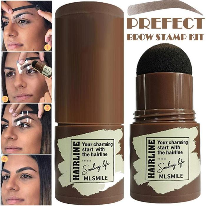 One Step Brow Stamp Shaping Kit❤️❤️HOT💥