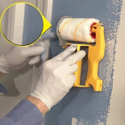 Paint Edger Roller