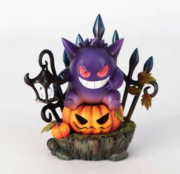 Halloween Gengar