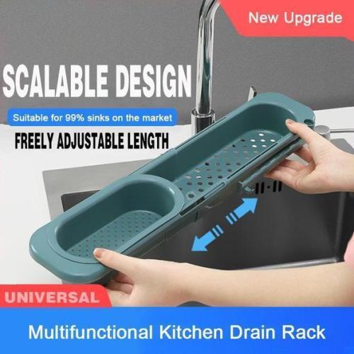 New Telescopic Sink Rack