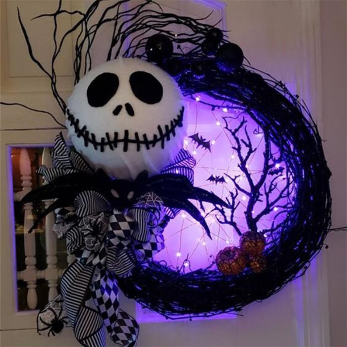🎃LED Halloween Wreath🎃