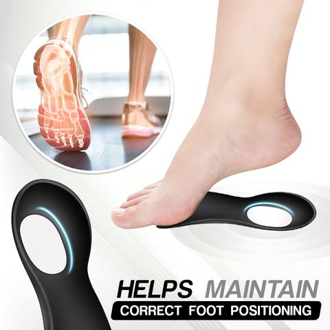 Flat Foot Orthopedic Insoles