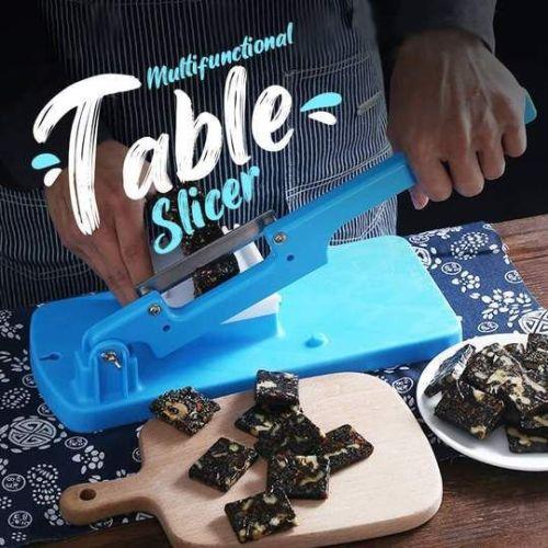 MULTIFUNCTIONAL TABLE SLICER