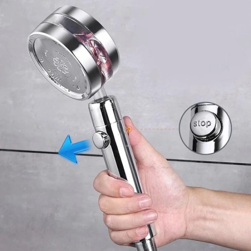 360 Power Shower Head