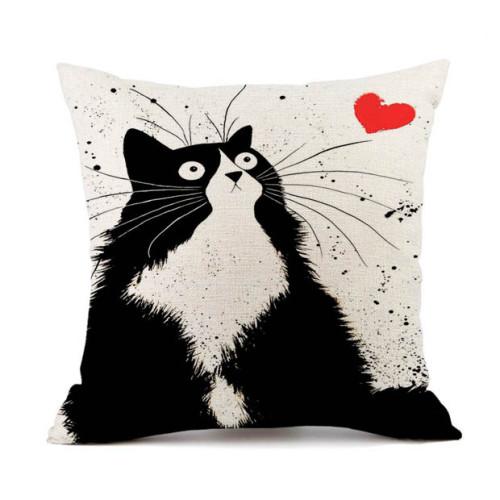 Meow Meow Cushion Covers